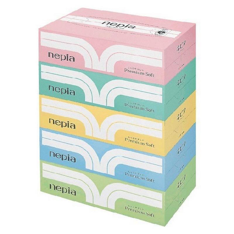 NEPIA日版優質柔軟盒紙