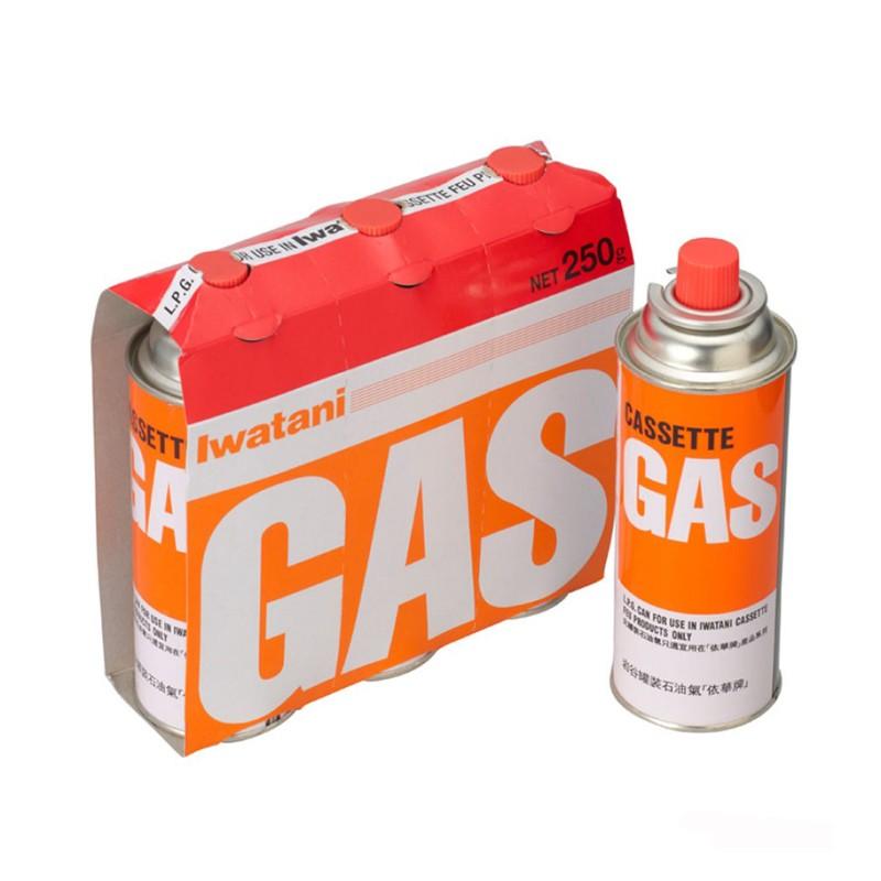 依華牌GAS卡式氣 3支庄