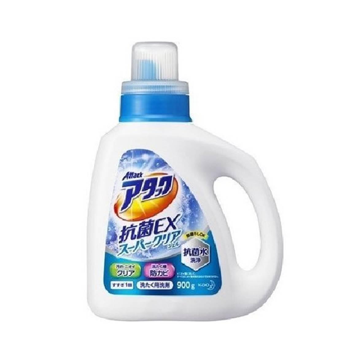 花王Attack 抗菌EX 洗衣液