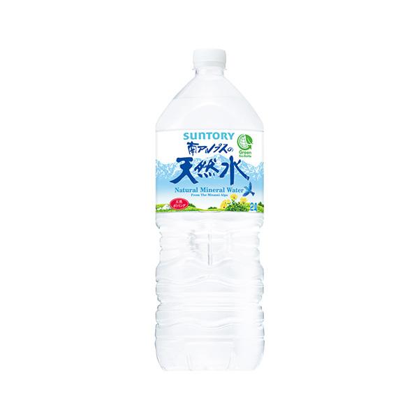 SUNTORY天然礦物水