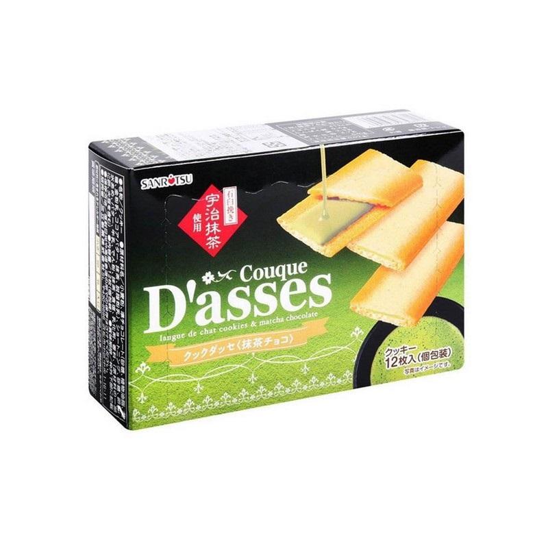 三立D'ASSES抹茶薄脆