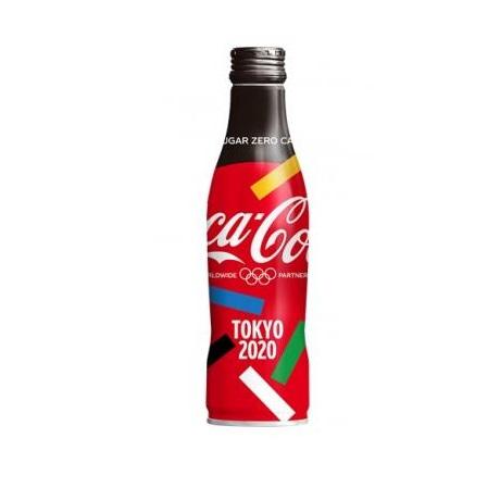 可口可樂零系東京奧運紀念瓶