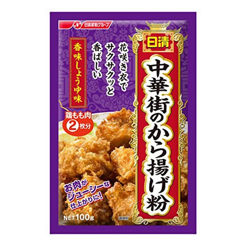 日清炸雞粉-唐風醬油