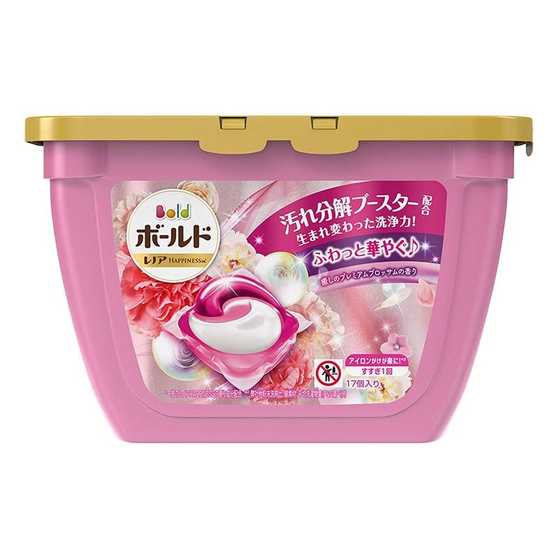 P&G日本洗衣球花 -香味