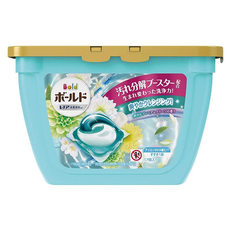 P&G日本洗衣球 -清新味