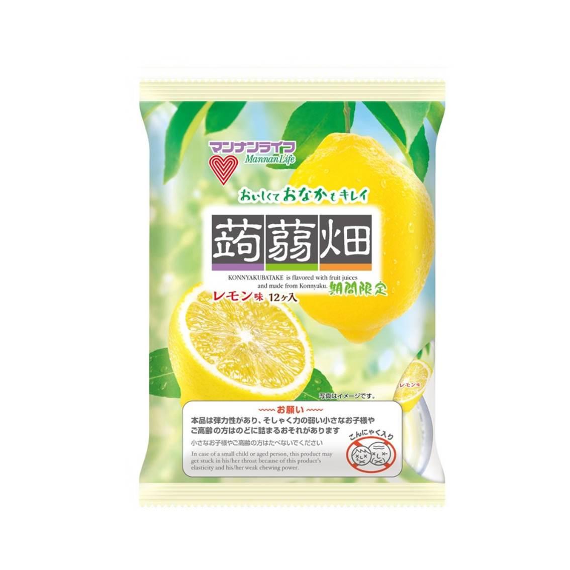 蒟蒻?檸檬果凍