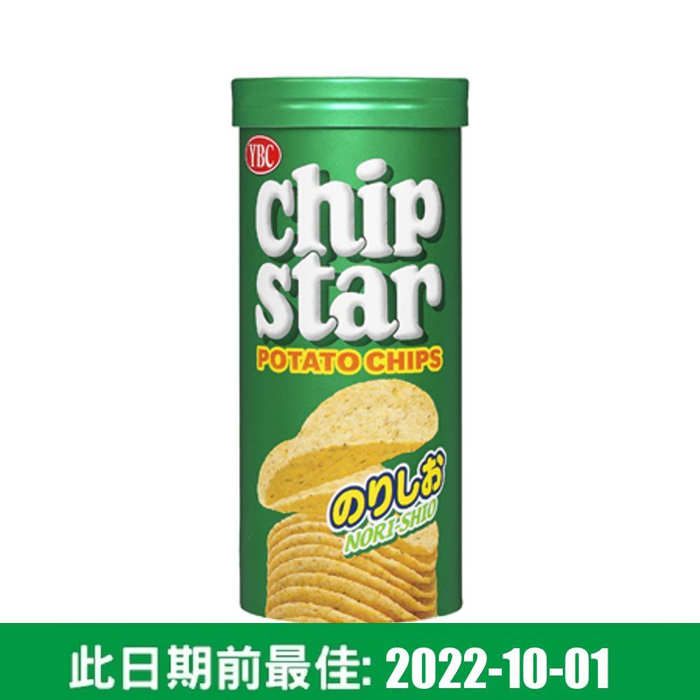 CHIP STARS海苔鹽薯片