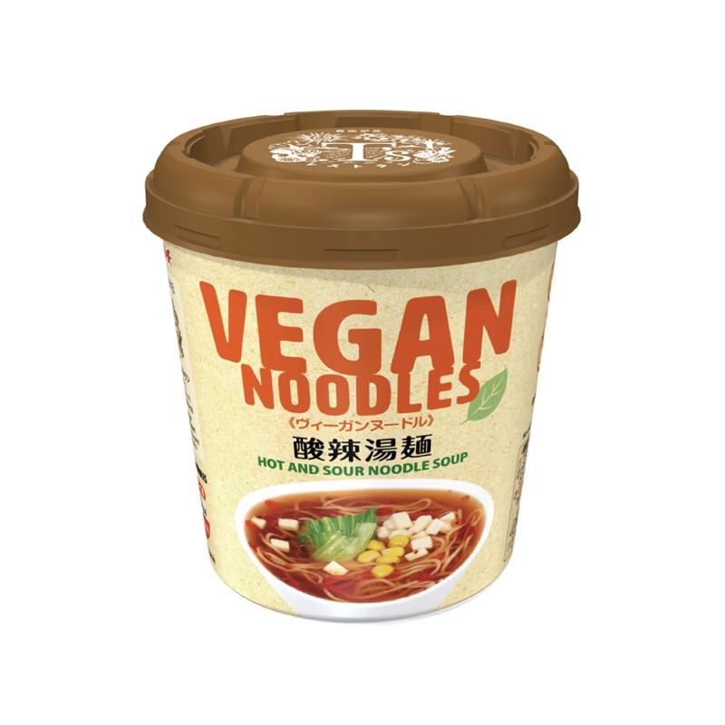 YAMADAVEGAN酸辣湯麵-素