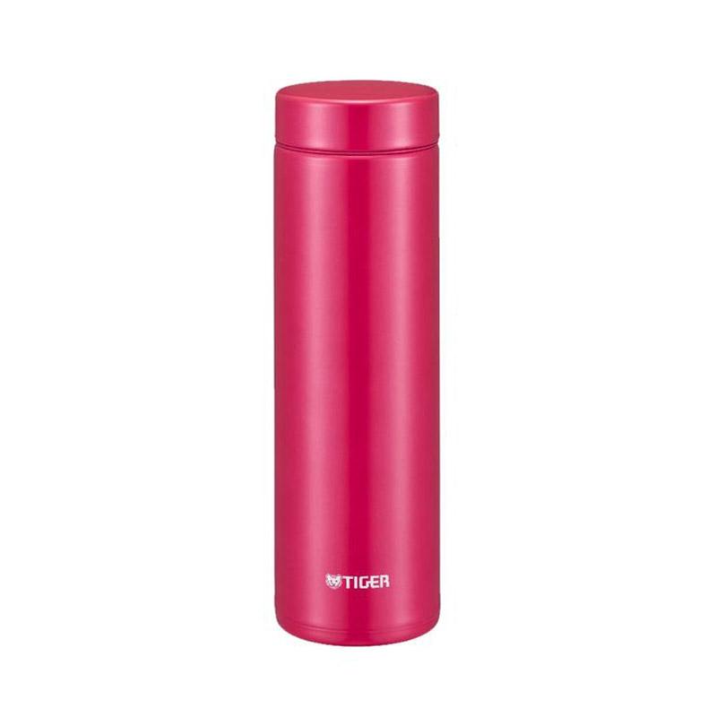 虎牌扭蓋保溫瓶-粉紅