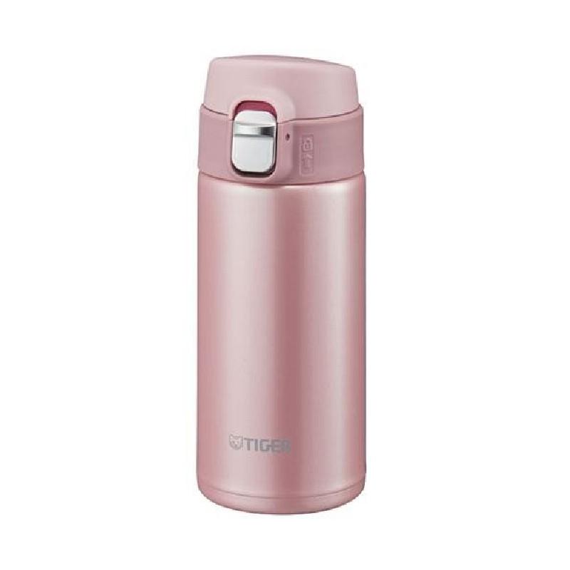 虎牌彈蓋式保溫瓶-粉紅