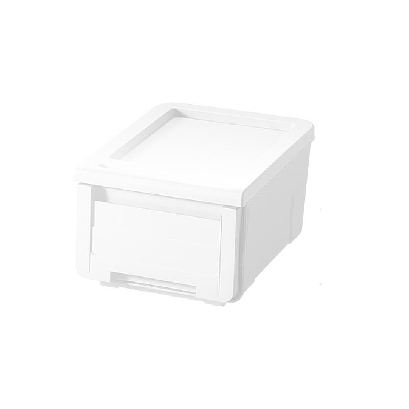 天馬MONO組合式儲物抽屜白色 W30