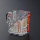 INOMATA透明量米杯