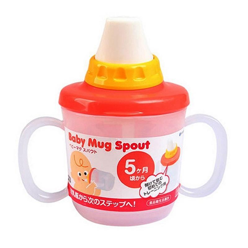 INOMATA幼兒有咀飲水杯