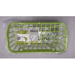 INOMATA吸盤海棉籃 (綠)