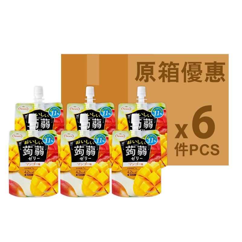 TARAMI芒果唧唧果凍150G(原箱)