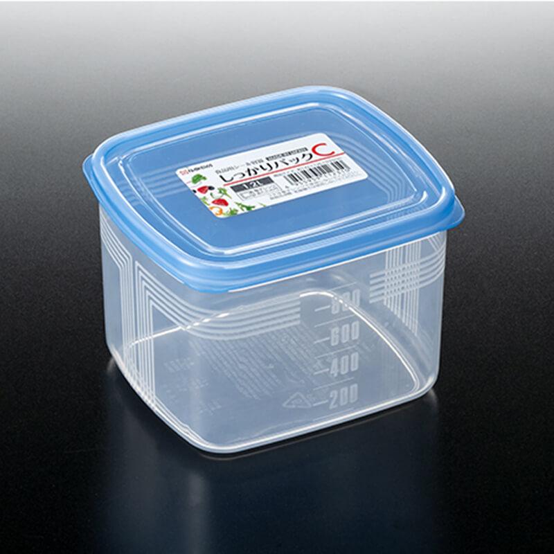 NAKAYA密封膠食物盒 1.15L