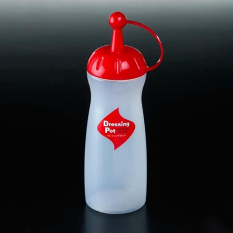 NAKAYA塑膠醬汁樽-大