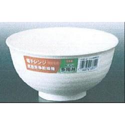 NAKAYA微波爐用膠碗 - 白色