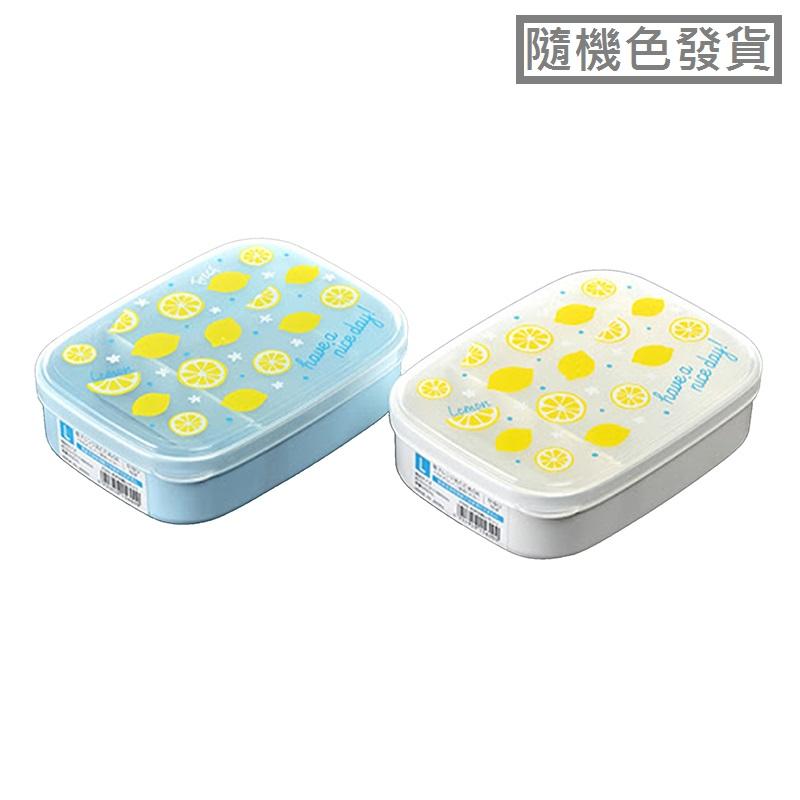 Nakaya檸檬圖案食物盒650ml