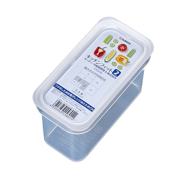 NAKAYA微波長型食物盒