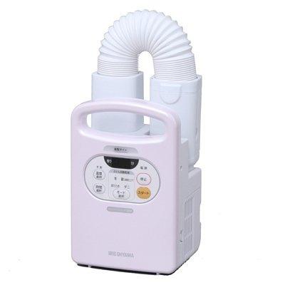 IRIS OHYAMA多功能除蟎暖被乾燥機 FK-C2 粉紅色 香港行貨