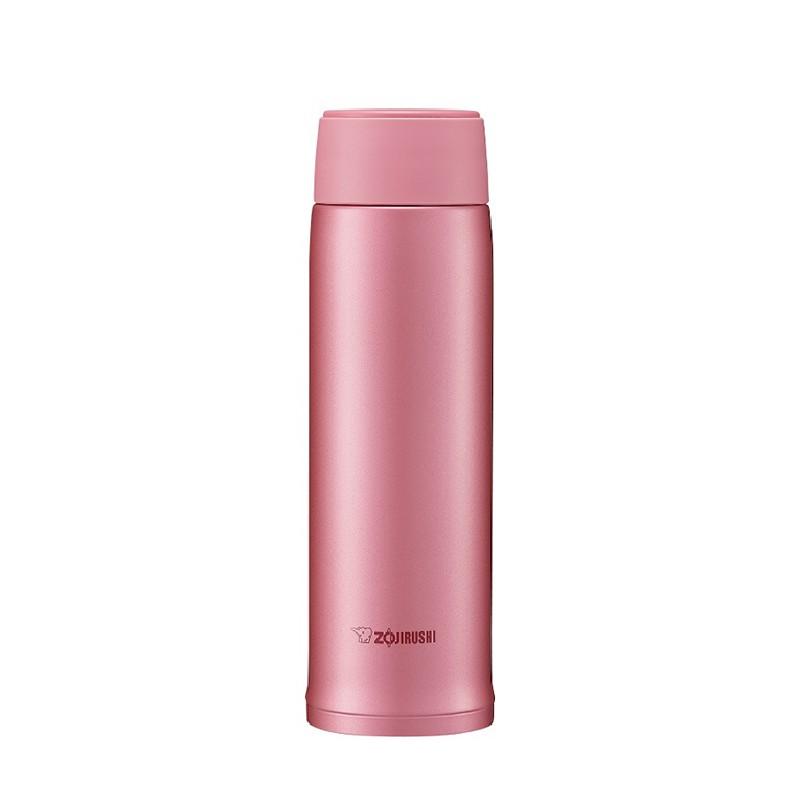 象印扭蓋保溫杯粉紅色
