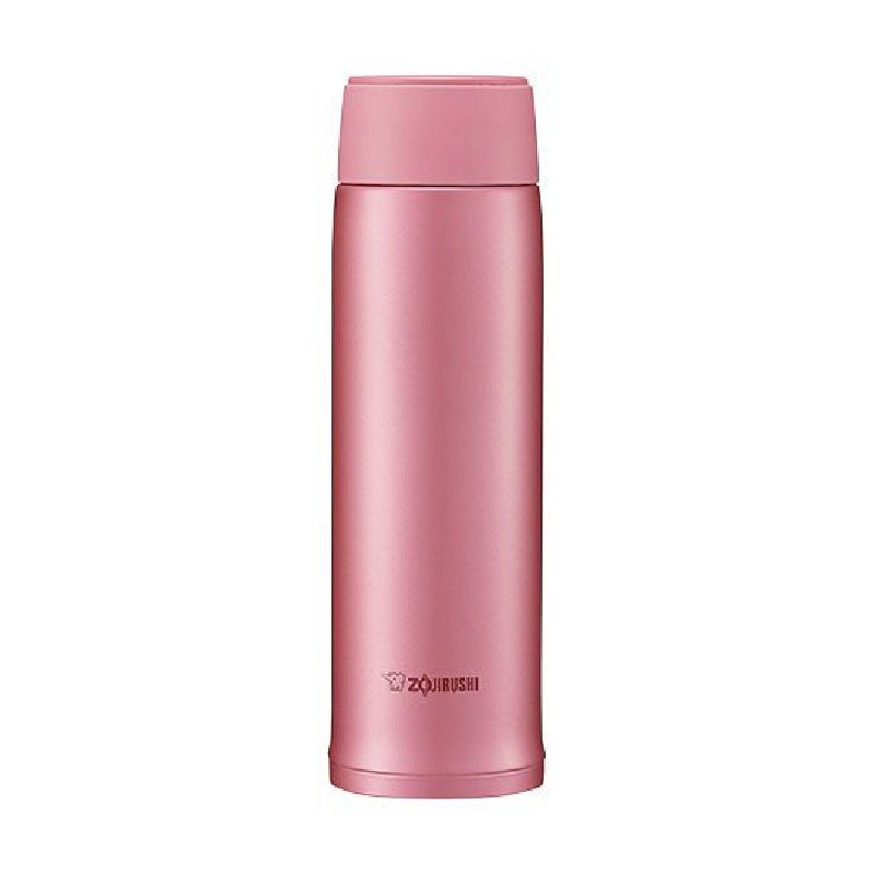 象印扭蓋保溫瓶粉紅色