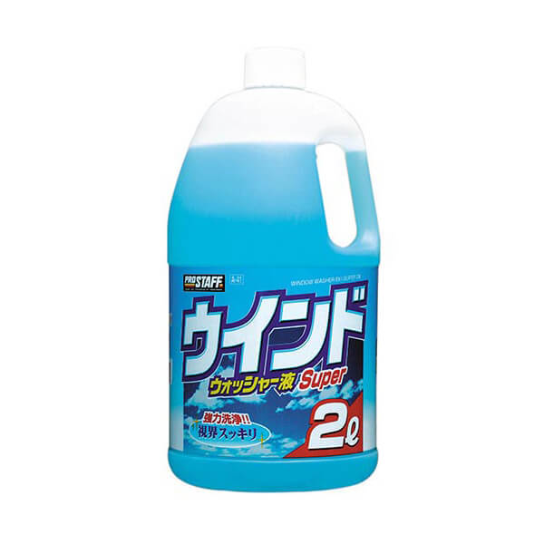 PRO STAFF玻璃水潑清潔液