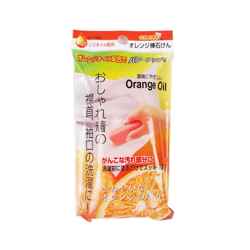 FUDO橙味洗衣皂