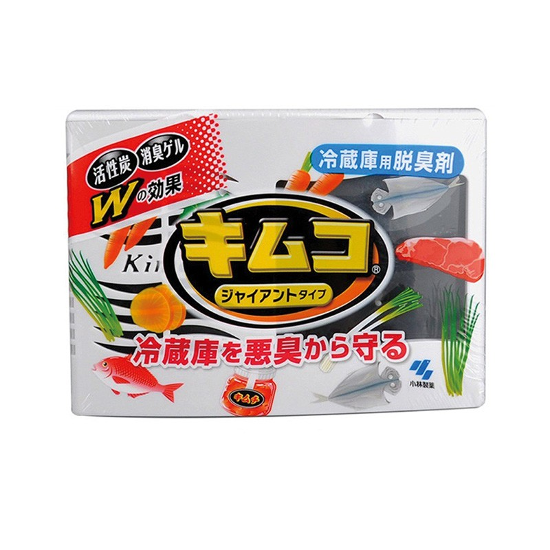 KOBAYASHI炭力雪柜消臭劑113克