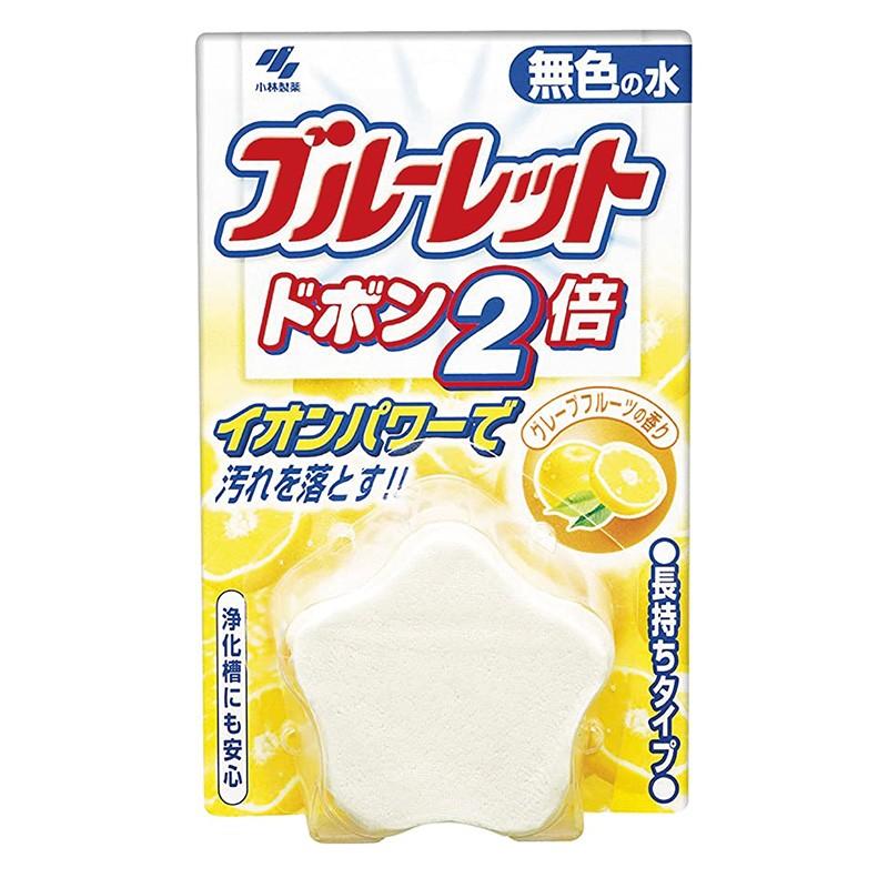 KOBAYASHI廁盆芳香洗淨丸(西柚)120克