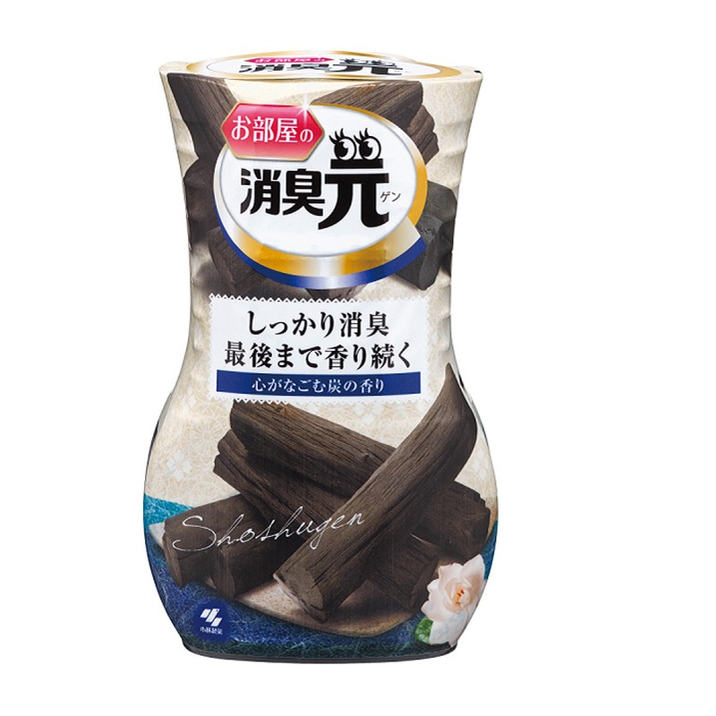 KOBAYASHI房間用消臭元 (竹炭) 400毫升