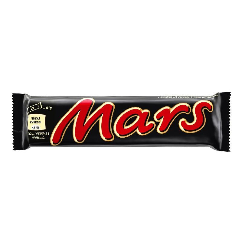 MARS朱古力