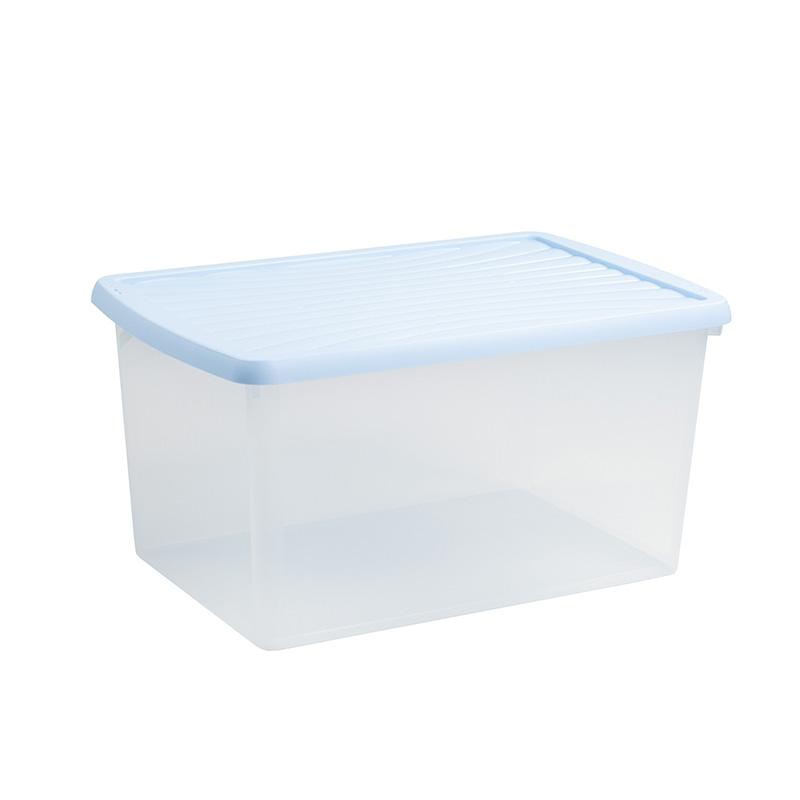 WHAM膠箱 54L (藍)
