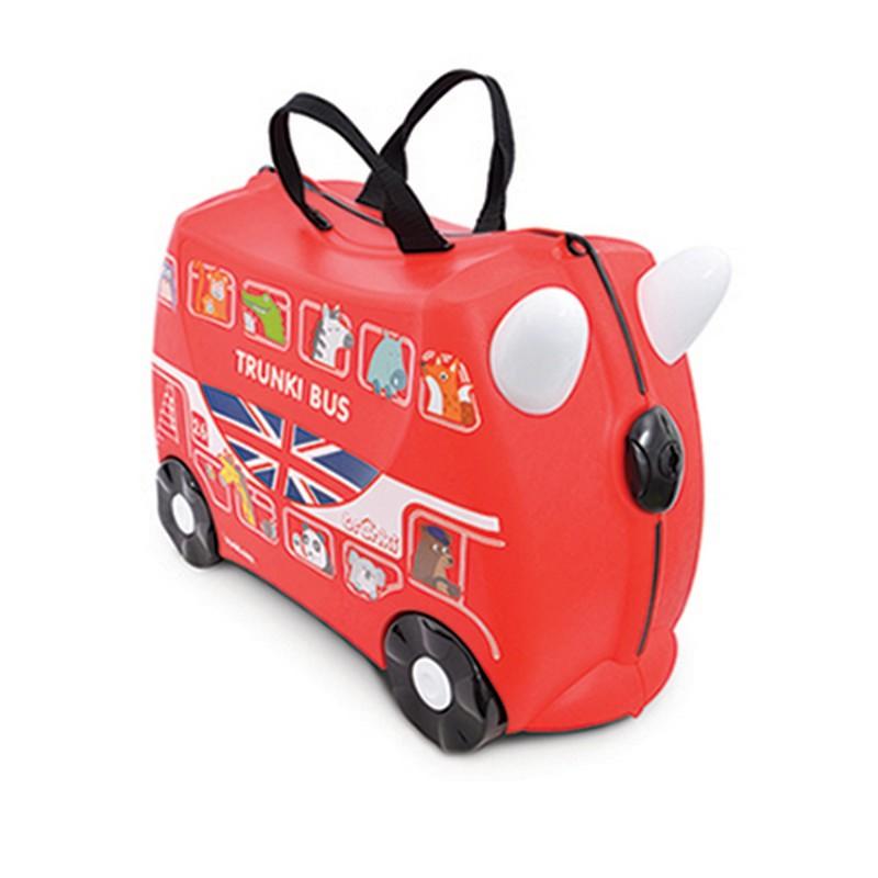 SUITCASE - BORIS BUS小朋友行李箱 - 倫敦巴士