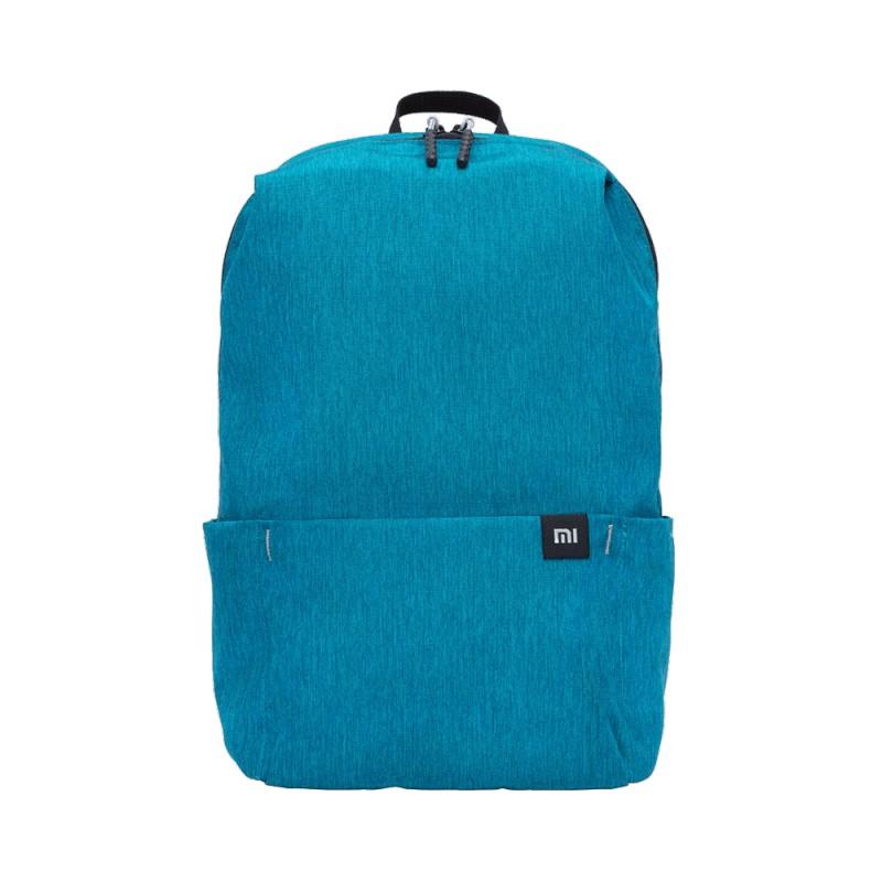 小米小米小背包 亮藍色