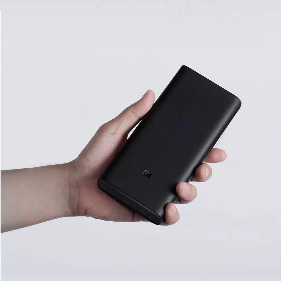 小米高配版20000mAh 動電源3  國際版  黑