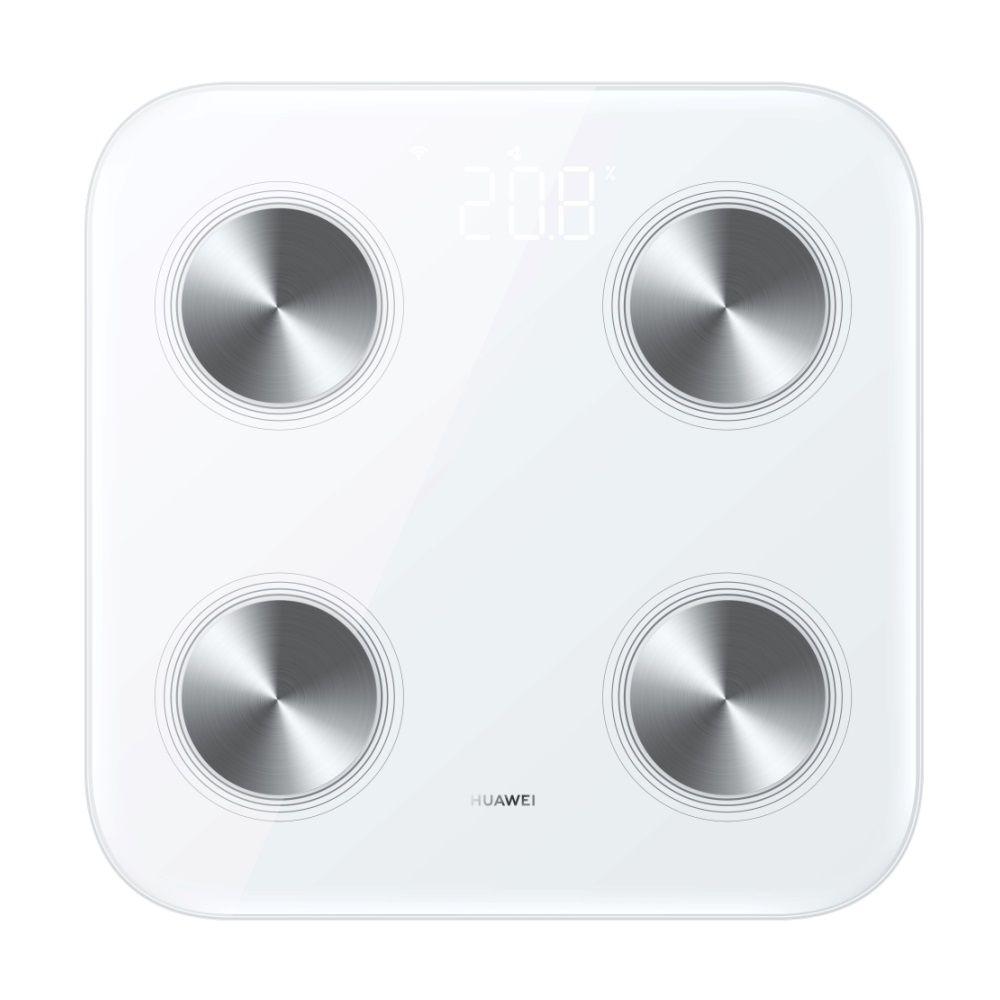 華為SCALE 3智能體脂磅-白色