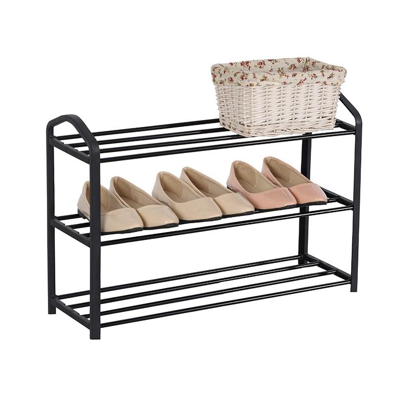 3層鋼管鞋架3層鋼管鞋架 (自行組裝)
