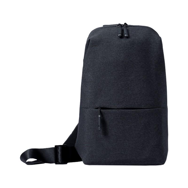 小米小米多功能都市休閒胸包國際版 深灰色