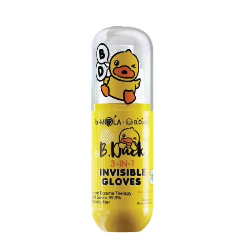 b-MOLA x B.DUCKB-MOLA X B.DUCK 皮膚鎖水修護膜-橘香味 50ML