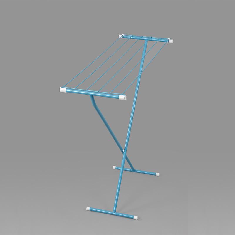RORETS摺疊式晾衣架(藍)