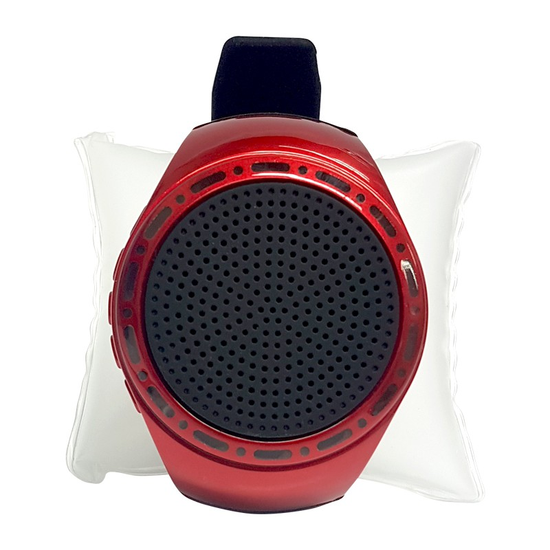 手錶音箱紅