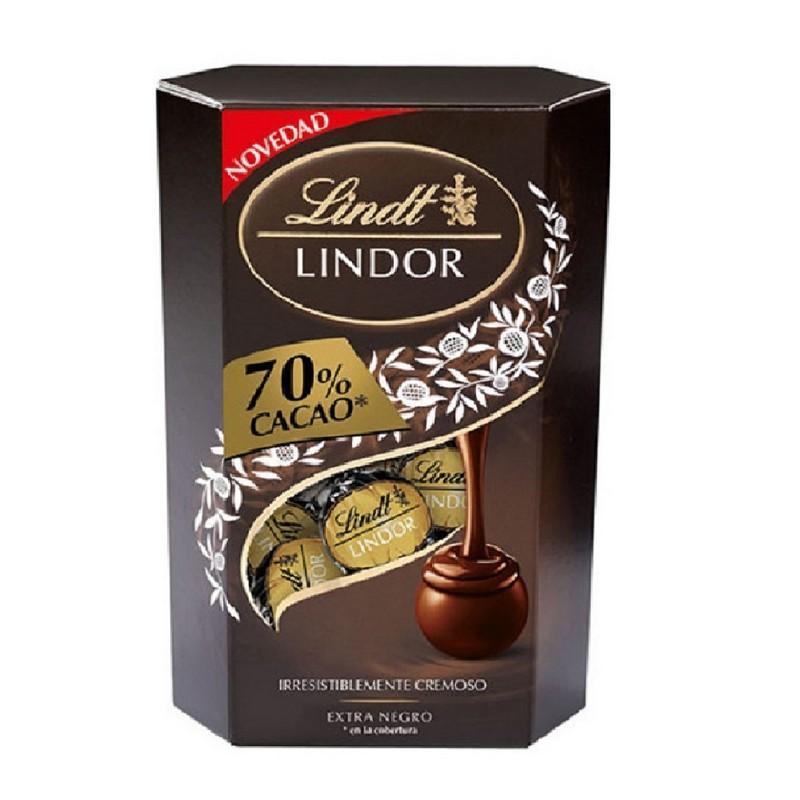LINDT70%黑朱古力