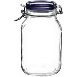 BORMIOLIFIDO藍蓋密氣樽