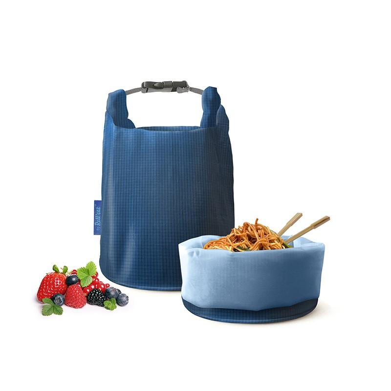 Grab'n'Go 便攜輕食袋-藍色