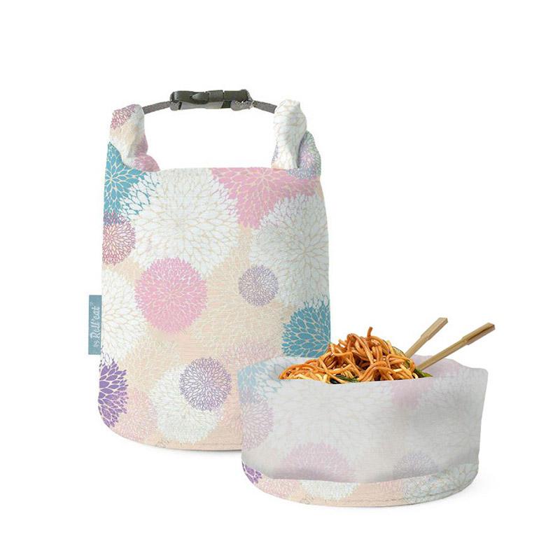 GRAB N' GO便攜輕食袋-粉色