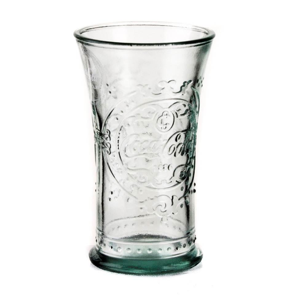 COCA COLA玻璃花樽