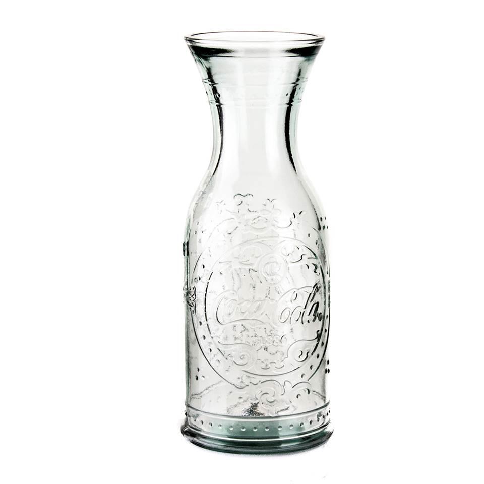 COCA COLA細頸玻璃水樽