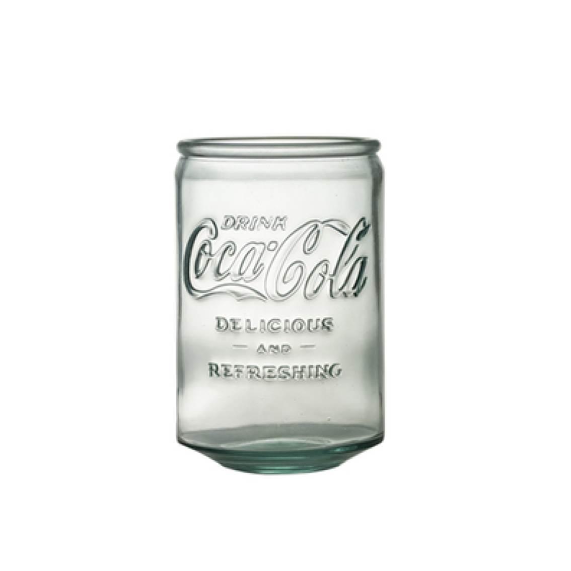 COCA COLA玻璃樽杯